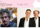 SUL PALCO DEL PREMIO APOLLONIO NICCOLO' FABI E IL GRADITO RITORNO DI ALE E FRANZ